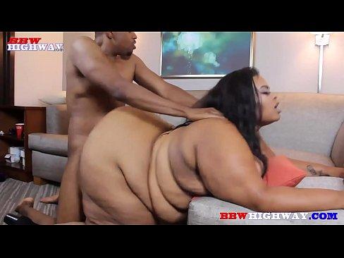 Big Ass Ebony Stepmom Anal