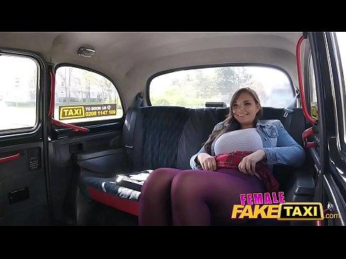 Fake Taxi Student Big Tits